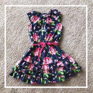 Cherokee girl's dress